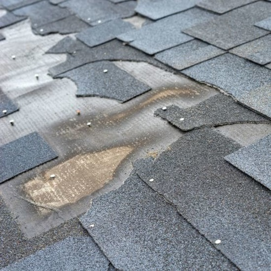 roof repair in east dallas