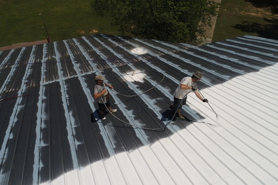 roof coatings dallas tx