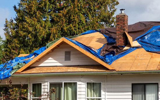 storm damage repair rockwall tx