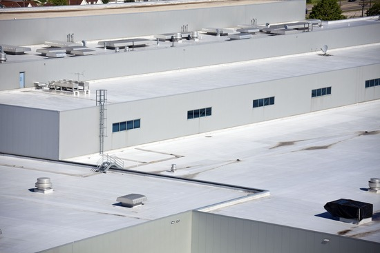 industrial commercial roofing dfw
